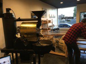 Manifesto Coffee Espresso Bean Roaster