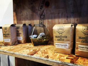 Manifesto Coffee Single Origin Whole Bean House Blends